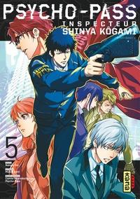 Midori Goto et Natsuo Sai - Psycho-Pass inspecteur Shinya Kôgami Tome 5 : .