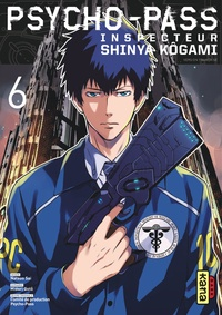 Midori Goto et Natsuo Sai - Psycho-Pass inspecteur Shinya Kôgami Tome 6 : .