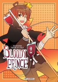Midori Murasaki - Bloody Prince T02.
