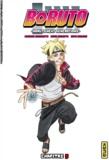 Mie Ikemoto et  Ukyo Kodachi - Boruto - Naruto Next Generations - Chapitre 5 - Momoshiki et Kinshiki !!.