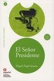 Miguel Angel Asturias - El Señor Presidente. 1 CD audio