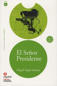 Miguel Angel Asturias - El Señor Presidente. 1 CD audio
