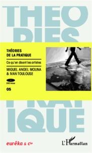 Miguel-Angel Molina et Ivan Toulouse - Théories de la pratique - Ce qu'en disent les artistes. 1 DVD