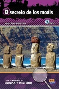 Miguel Angel Rincon Gafo - El secreto de los moais. 1 CD audio