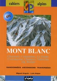 Miguel Angulo et Luis Alejos - Mont Blanc.