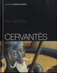 Miguel de Cervantès et  Cost - Don Quichotte - Cervantès.