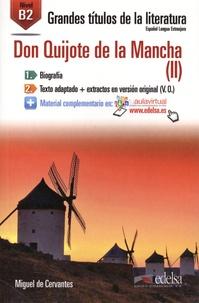 Miguel de Cervantès - Don Quijote de la Mancha (II).