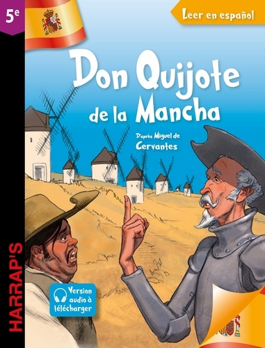 Miguel de Cervantès et Félix Terrones - Don Quijote de la Mancha.