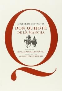 Miguel de Cervantès - Don Quijote de la mancha.