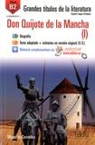 Miguel de Cervantès - Don Quijote De La Mancha - B2.