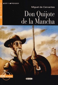 Miguel de Cervantès - Don Quijote de la Mancha. 1 CD audio