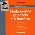 Miguel de Unamuno - Nada menos que todo un hombre.