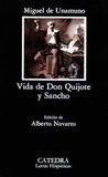 Miguel de Unamuno - Vida De Don Quijote y Sancho.