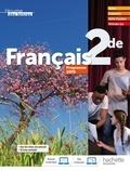 Miguel Degoulet et Julien Harang - Français 2de L'écume des lettres.