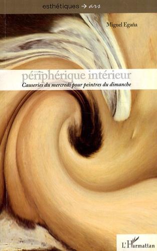 Miguel Egaña - Périphérique intérieur - Causeries du mercredi pour peintres du dimanche.