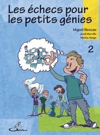 Les échecs pour les petits génies - Tome 2.pdf