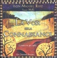 Miguel Ruiz et Janet Mills - La voix de la connaissance - Coffret de 48 cartes.
