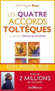 Les quatre accords toltèques - Miguel Ruiz - 9782889114351 - 6,99 €