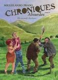 Miguelanxo Prado - Chroniques absurdes Tome 3 : Un monde barbare.