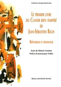 Histoiresdenlire.be Le premier livre du Clavier bien tempéré de Jean-Sébastien Bach - Rhétorique et sémiologie Image