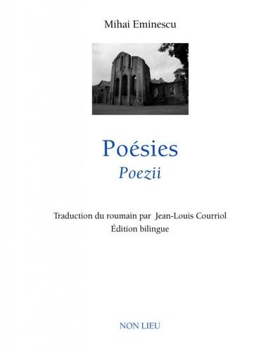 Poesies Edition Bilingue Francais Roumain Poche