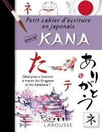 Miho Isobe - Petit cahier d'écriture en japonais spécial kana.