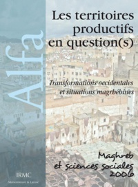 Mihoub Mezouaghi - Les territoires productifs en question(s) - Transformations occidentales et situations maghrébines.