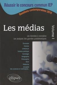 Mikaël Benillouche et Maryse Koehl - Les médias - Volume 1.