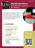 Mikaël Benillouche - Procédure pénale - De la découverte au jugement des infractions.