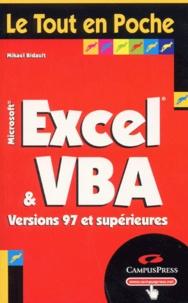 Excel et VBA - Versions 97 et supérieures.pdf