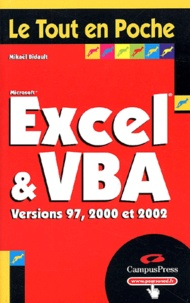 Lesmouchescestlouche.fr Excel & VBA - Versions 97, 2000 et 2002 Image