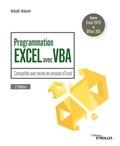 Mikaël Bidault - Programmation Excel avec VBA - Compatible avec toutes les versions d'Excel.