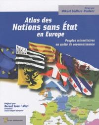 Deedr.fr Atlas des nations sans état en Europe - Peuples minoritaires en quête de reconnaissance Image