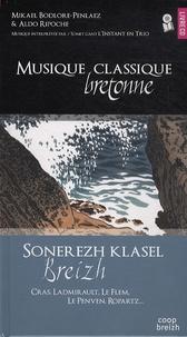 Histoiresdenlire.be Musique classique bretonne - Edition bilingue Français-Breton Image