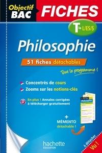 Mikaël Garandeau et Eric Marquer - Philosophie Tle L/ES/S.