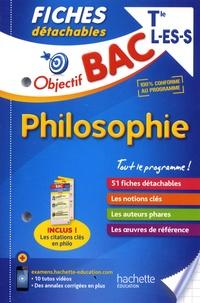 Mikaël Garandeau et Eric Marquer - Philosophie Tle L-ES-S.