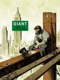 Mikaël - Giant Tomes 1 et 2 : Coffret en 2 volumes - Avec un poster inédit.