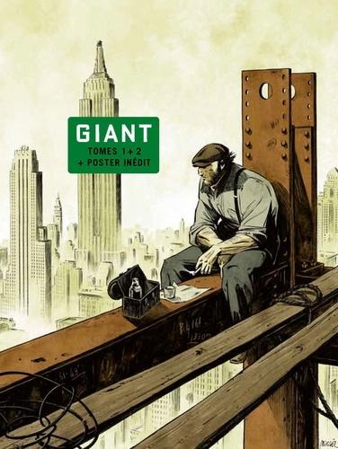 Giant Tomes 1 et 2 Coffret en 2 volumes. Avec un poster inédit