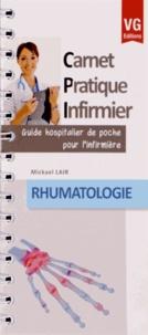 Mikael Lair - Rhumatologie.