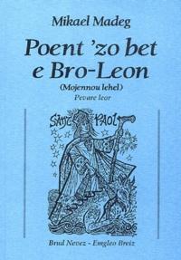 Mikael Madeg - Poent'zo bet e Bro-Leon - (Mojennou lehel) Pevare leor.