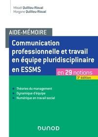 Téléchargement gratuit de livres audio thaïlandais Communication professionnelle et travail en équipe pluridisciplinaire en ESSMS 9782100806096  en francais