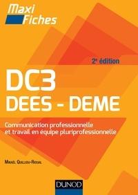 Mikaël Quilliou-Rioual - DC3 DEES, DEME - Communication professionnelle et travail en équipe pluriprofessionnelle.