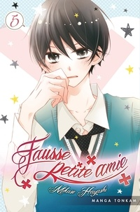 Mikase Hayashi - Fausse petite amie Tome 5 : .