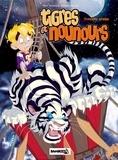 Mike Bullock et Michael Metcalf - Tigres et nounours troisième voyage Tomes 1 et 2 : Tome 1, Le fantôme de Barbe-Grise ; Tome 2, L'équipage maléfique.