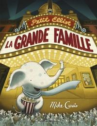 Mike Curato - Petit Elliot  : La grande famille.