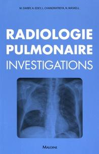 Blackclover.fr Radiologie pulmonaire : investigations Image
