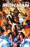 Mike Deodato Jr et Brian Michael Bendis - All-New Iron Man T02 - War Machines.