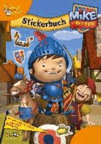 Mike der Ritter - Stickerbuch.