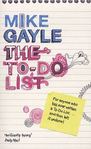Mike Gayle - The To-Do List.