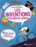 Mike Goldsmith - Les inventions en 3 minutes chrono.